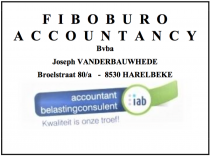 Fiboburo Accountancy